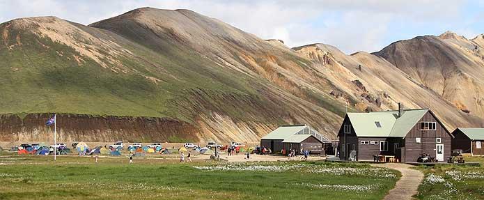 Islandia-landmanalaugar