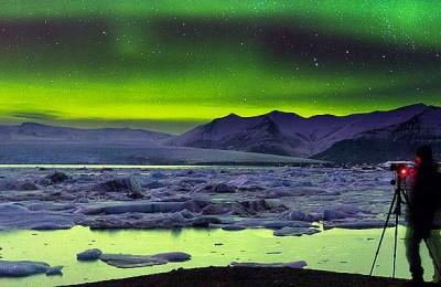 Auroras Boreales en Isladia