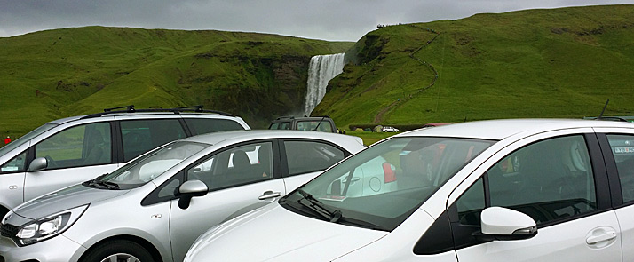 Driving In Iceland Car Insurance
