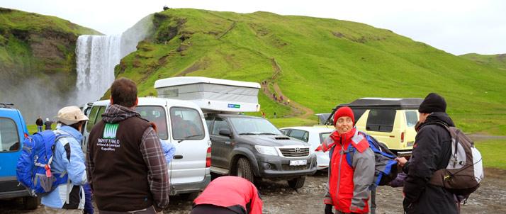 tours Islandia, Glufrafoss