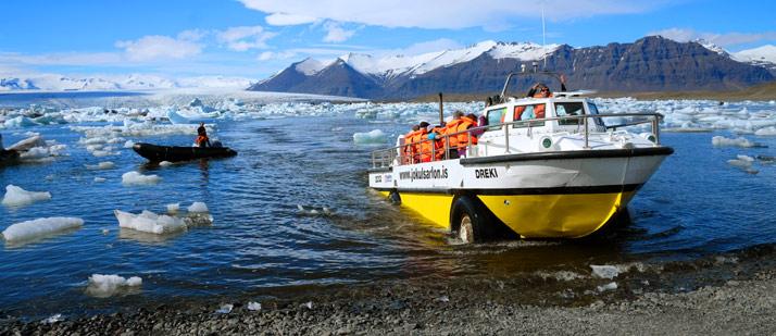 icebergs tours islandia