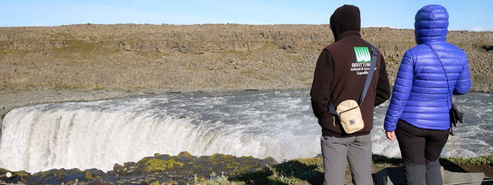Dettifoss, tours islandia