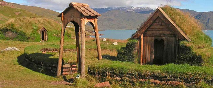 Groenlandia desde Islandia, Qassiarsuk