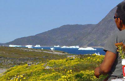 Igaliku en Groenlandia